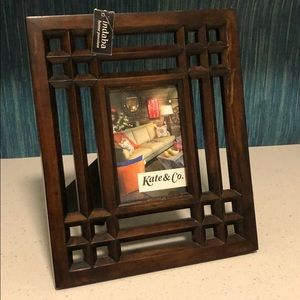 Other - 3/$25! Wooden Frame
